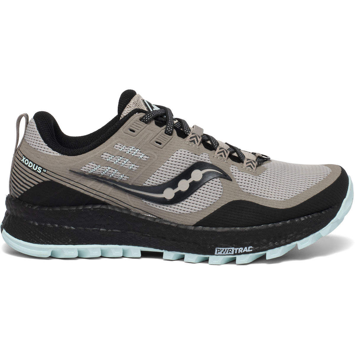 Scarpe Trail Running Saucony Donna Xodus 10 In Moonrock IT51346