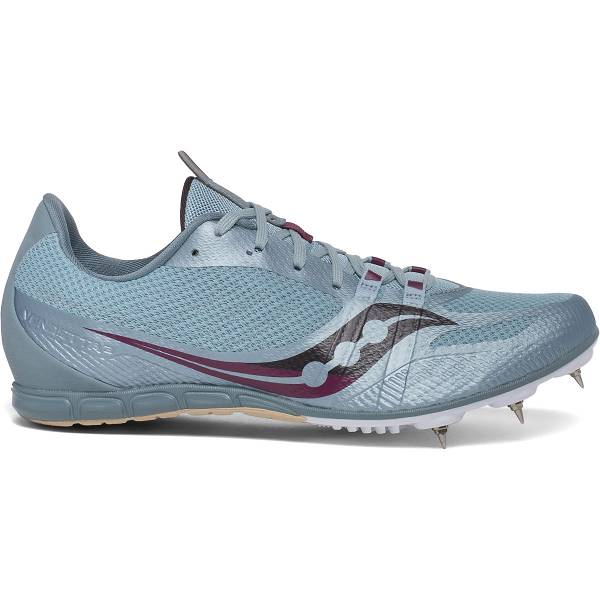 Scarpe Chiodate Saucony Donna Vendetta 3 In Blu IT71531