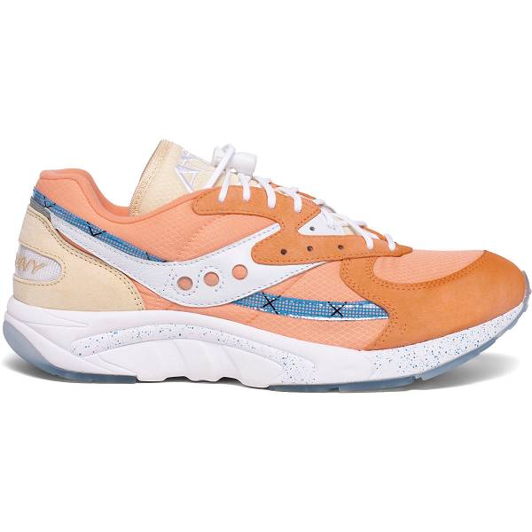 Scarpe Ginnastica Saucony Donna Aya In Peaches IT73598