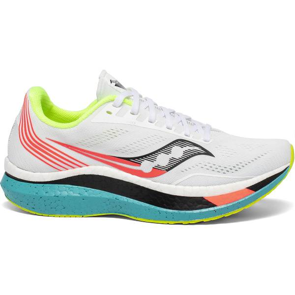 Scarpe Running Saucony Donna Endorphin Pro In Bianche IT90148