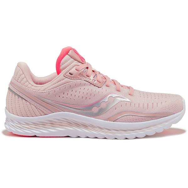 Scarpe Running Saucony Donna With Love Kinvara 11 In Rosa Cipria IT75088